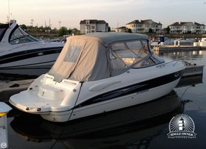 Used Stingray 250 CR Walkaround Fishing Boat For Sale