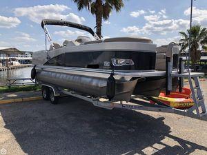 Used Avalon Catalina 2385 RF Pontoon Boat For Sale