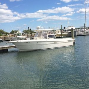 Used Shamrock 270 Open Cruiser Boat For Sale