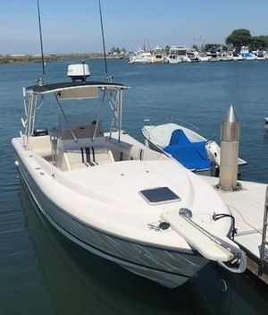 Used Intrepid 322 Center Console Cuddy Center Console Fishing Boat For Sale