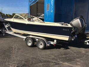 New Rossiter Coastal Cruiser 20' Cruiser Boat For Sale