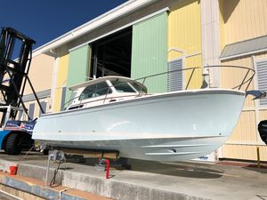 New Back Cove 34O Express Cruiser Boat For Sale
