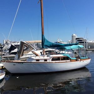 Used Cheoy Lee Offshore 28 Sloop Sailboat For Sale