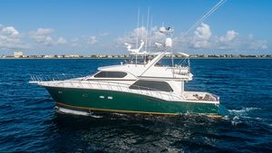 Used Mikelson 61 Sportfisher Motor Yacht For Sale