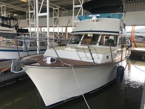 Used Tollycraft 37 Convertible Fishing Boat For Sale