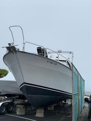 New Mainship Mediterranean Motor Yacht For Sale