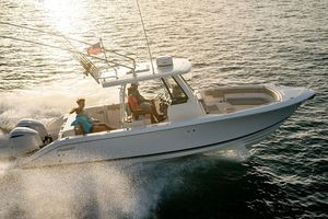 New Pursuit S 288 Sport Center Console Fishing Boat For Sale
