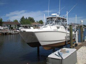 Used World Cat 266 SC Power Catamaran Boat For Sale