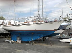 Used Shannon 38 Ketch Cruiser Sailboat For Sale