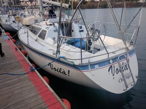 Used Tanzer 29 Racer and Cruiser Sailboat For Sale