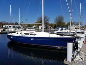 Used Jeanneau Sun Odyssey 37 Cruiser Sailboat For Sale