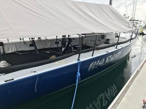 Used Custom Transpac 52 Racer and Cruiser Sailboat For Sale