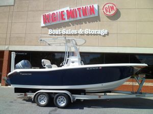 Used Tidewater 216 CC Adventure Center Console Fishing Boat For Sale