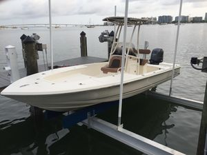 Used Scout 221 Winyah Bay Freshwater Fishing Boat For Sale