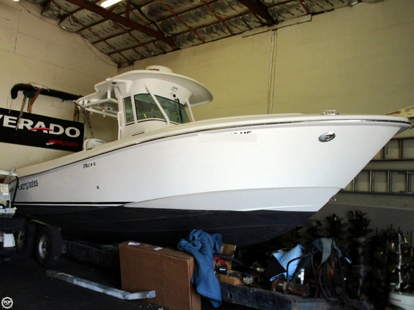 Used Everglades 270 CC Center Console Fishing Boat For Sale