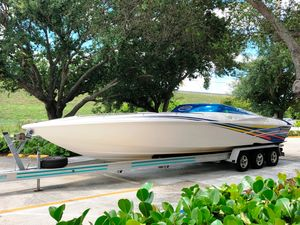 Used Sunsation 32 MCOB High Performance Boat For Sale