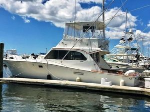 Used Post Sport Fish Convertible Fishing Boat For Sale