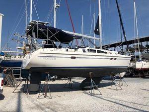 Used Catalina 387 Daysailer Sailboat For Sale