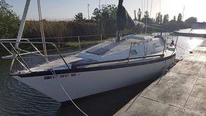 Used Clark SAN JUAN 28 Sloop Sailboat For Sale