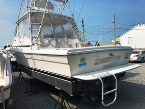 Used Dawson Yachts 33 Express Convertible Fishing Boat For Sale