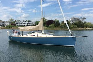 Used J Boats J/100 Cruiser Sailboat For Sale