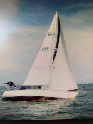 Used Sabre MKLL Racer and Cruiser Sailboat For Sale