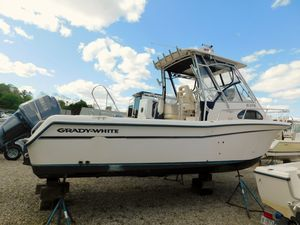 Used Grady-White 282 Sailfish Saltwater Fishing Boat For Sale