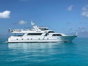 Used Broward Custom Extended Share Motor Yacht For Sale