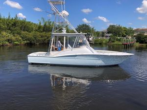 Used Predator Custom Walkaround Sports Fishing Boat For Sale