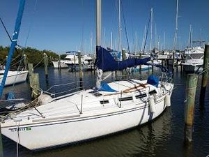 Used Catalina 30 Daysailer Sailboat For Sale