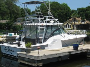 Used Luhrs 36 SX Sports Fishing Boat For Sale