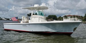 Used Hunt Yachts 25' Center Console Center Console Fishing Boat For Sale