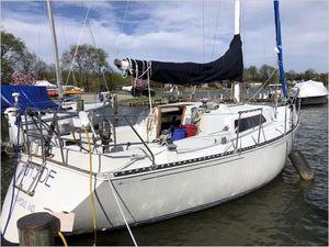 Used C&c Mark III Sloop Sailboat For Sale