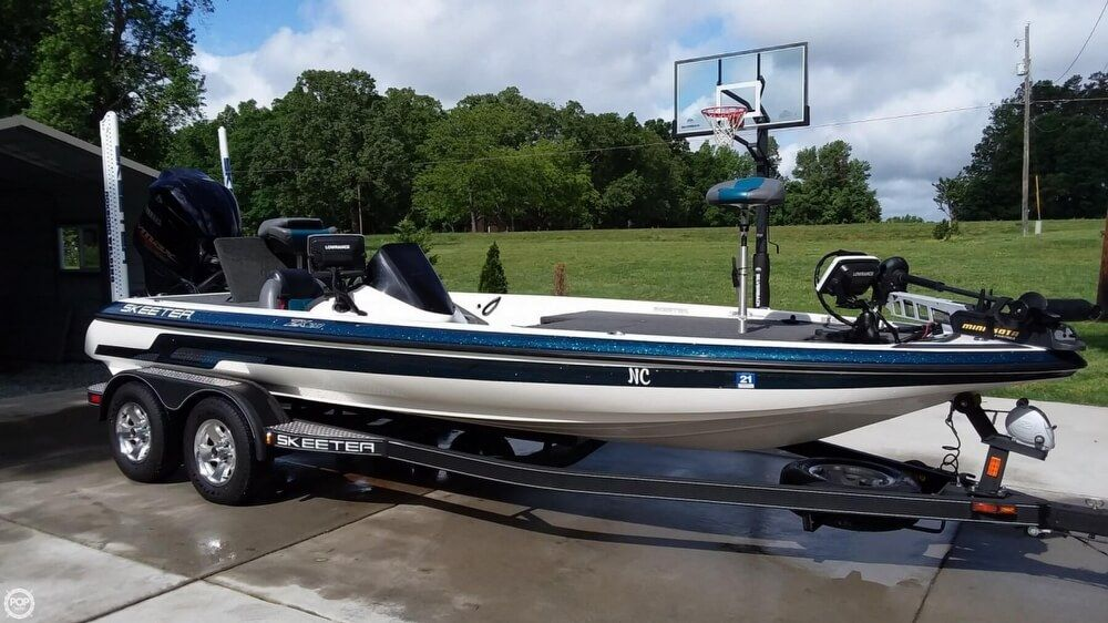 2013 Used Skeeter Zx20 Bass Boat For Sale 39 990