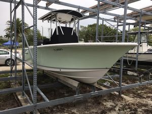 Used Sea Hunt 225 Center Console Fishing Boat For Sale