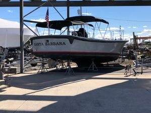 Used Willard Marine 10 Meter Launch Commercial Boat For Sale