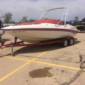 Used Ebbtide 210 Campione BR Bowrider Boat For Sale