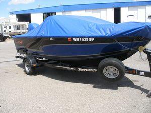 Used Alumacraft Trophy 185 Sport Freshwater Fishing Boat For Sale