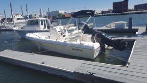 Used Sea Fox 197cc Pro Series Center Console Fishing Boat For Sale
