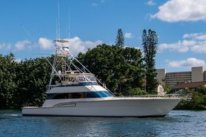Used Donzi 72 Convertible Fishing Boat For Sale