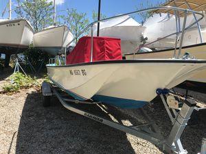 Used Boston Whaler 16 Sakonnet Sports Fishing Boat For Sale
