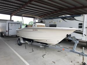 Used Scout 195 SF Sports Fishing Boat For Sale