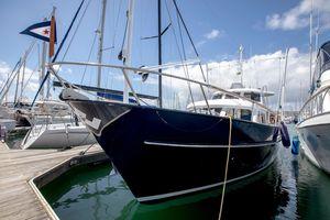 Used Lowland Kotter Long Range Trawler Cruiser Motor Yacht For Sale