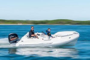 Used Zar Formenti Tender Boat For Sale