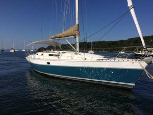 Used Jeanneau Sun Odyssey 42.2 3C Cruiser Sailboat For Sale