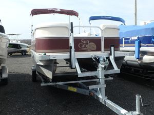 Used G3 20 Sun Catcher Pontoon Boat For Sale