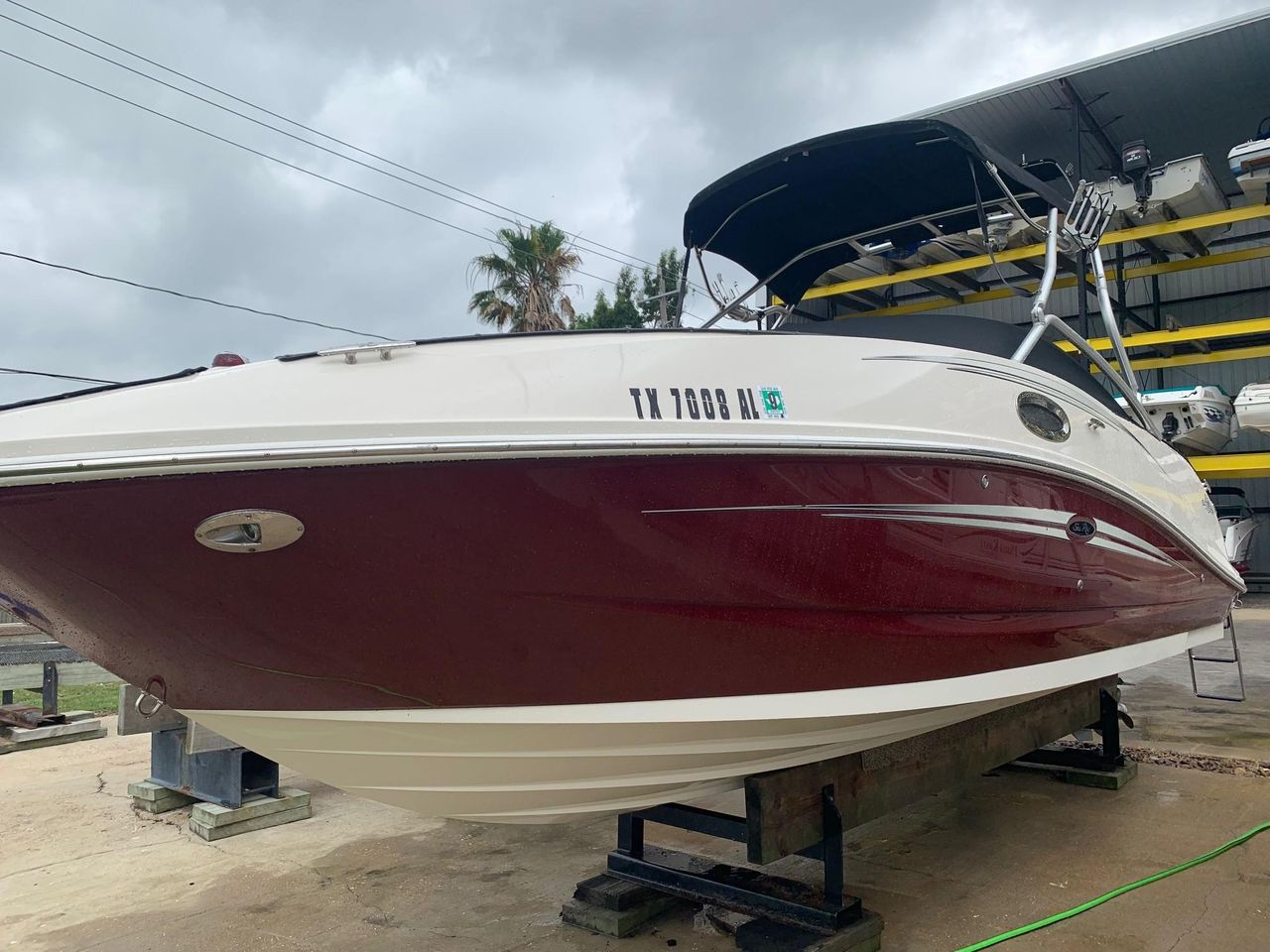 2007 Used Sea Ray 260 Sundeck Bowrider Boat For Sale