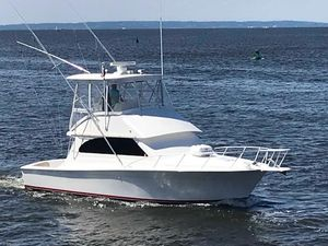 Used Egg Harbor 37 Sport Yacht Sports Cruiser Boat For Sale