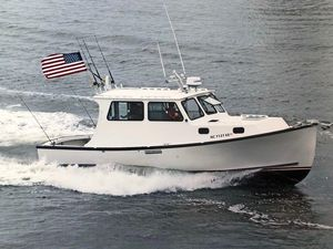 Used Eastern Sportfish Downeast Fishing Boat For Sale