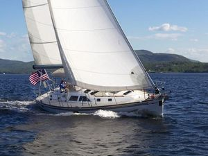 Used Hylas 46 Cruiser Sailboat For Sale